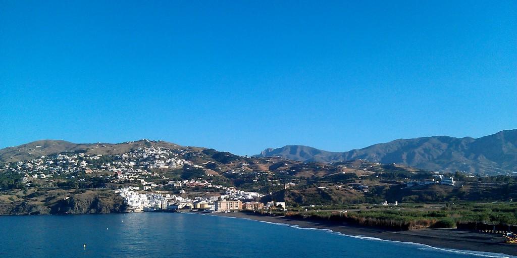Caleta view