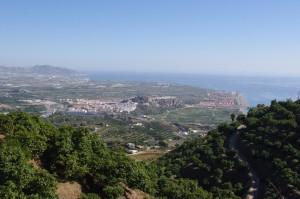 Salobreña view