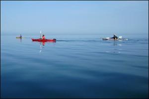 kayaking in Salobreña